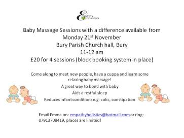 bury-baby-massage