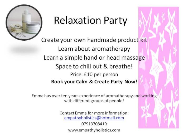 Relaxation Party